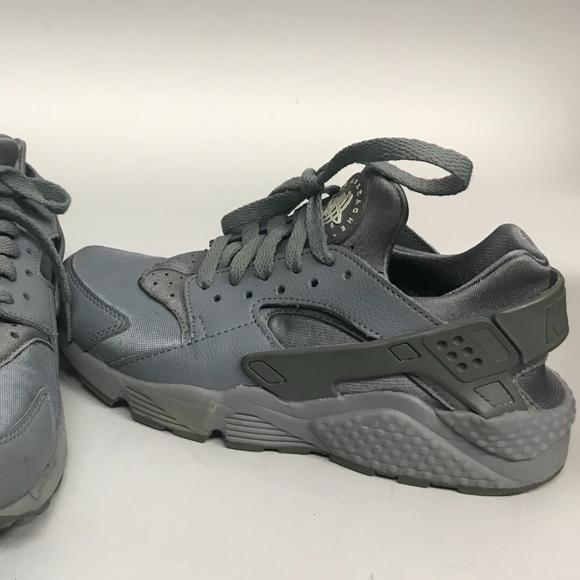Nike Shoes | Nike Huarache Grey | Poshmark